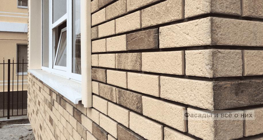 Фасады каркасных домов