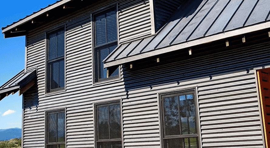 Полимерные фасадные панели