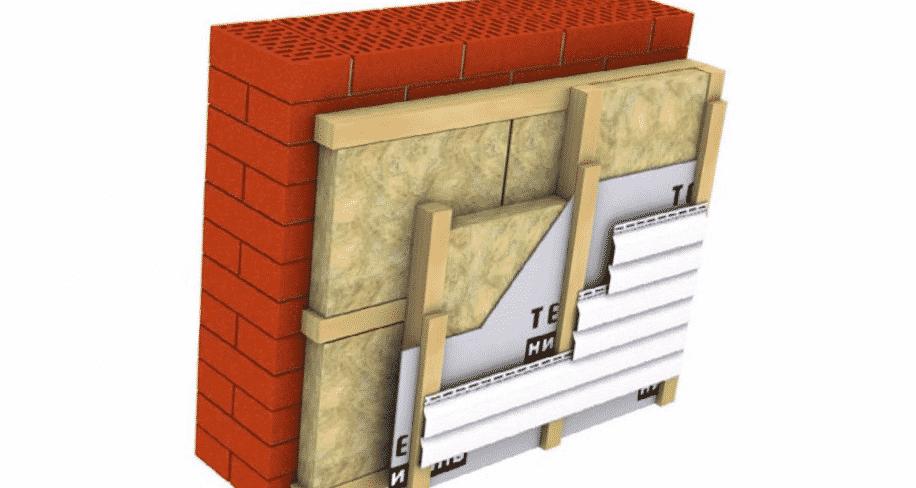 Чем утеплить фасад дома