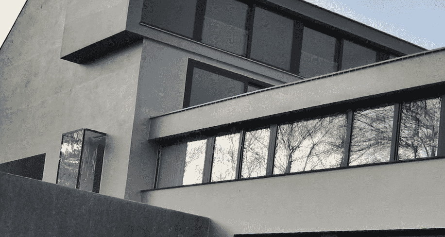Фасадные бетонные панели